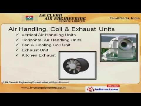 Clean Air Equipment By AM Clean Air Engineering Private Limited, Chennai