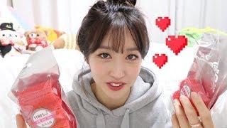 Korean Haul | Contact Lenses, Clothes, Makeup & Hair Rollers!