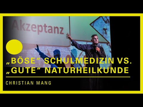 Mainzer SCIENCE SLAM :: Prof. Dr. Christian Mang (Featured Scientist)