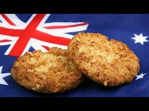 Anzac Biscuits One Pot Chef Youtube
