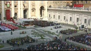 Uroczystość Niedzieli Palmowej w Watykanie