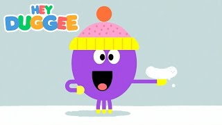 The Snowman Badge - Hey Duggee Series 1 - Hey Duggee