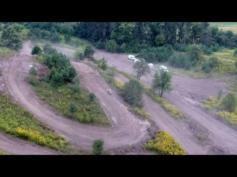 Житомирські спортсмени розпочали «обкатку» нового треку для мотокросу