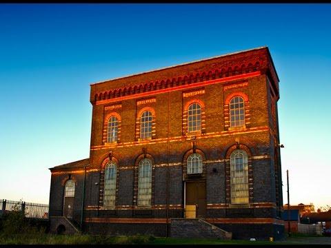 Saving Britain's Industrial Heritage - Lichfield Waterworks Trust