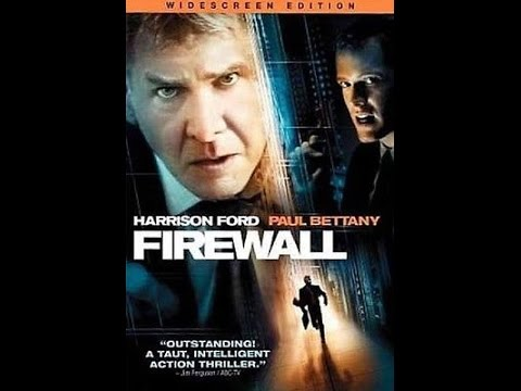 Opening To Firewall 2006 DVD