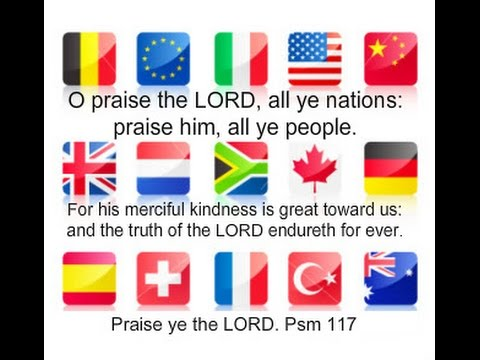 Bible in Song - Psalm 117