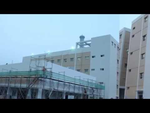 Administration building construction_Part 2