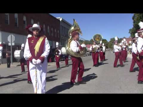 Fayette CMU Band Day 2016 - Eldon High School Band