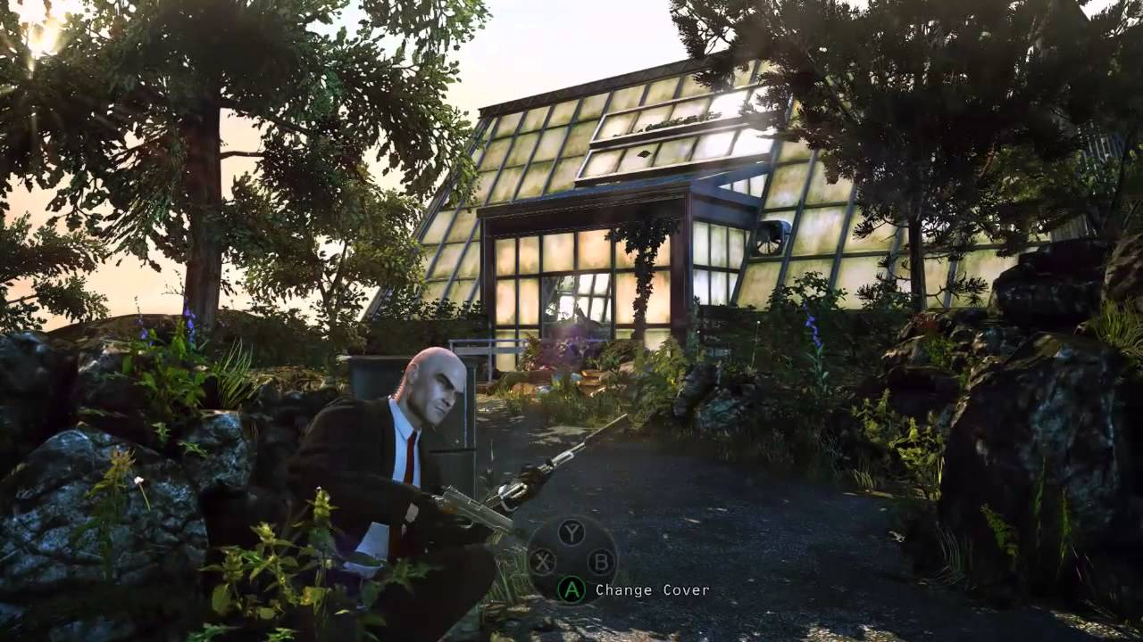 Hitman Absolution A Personal Contract Greenhouse Purist