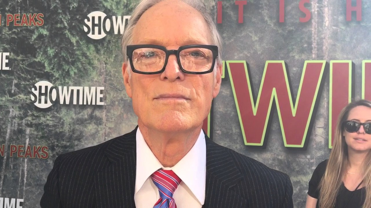 Richard Chamberlain Chats Top Secret Twin Peaks Limited Series On