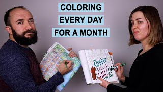 Why do People Like Adult Coloring Books?