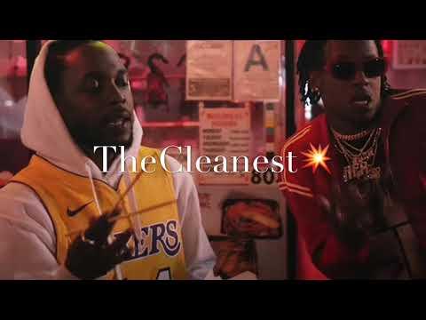 Rich The Kid - New Freezer (ft. Kendrick Lamar) (Clean)  (Best Edit On YouTube)