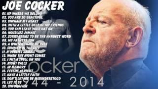 Joe Cocker : Joe Cocker Greatest Hits Full Album Live | Best Songs Of Joe Cocker