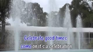 Celebration - Kool and The Gang Karaoke