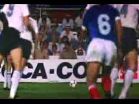 The Greatest Match of All-Time:  France-Germany, 1982