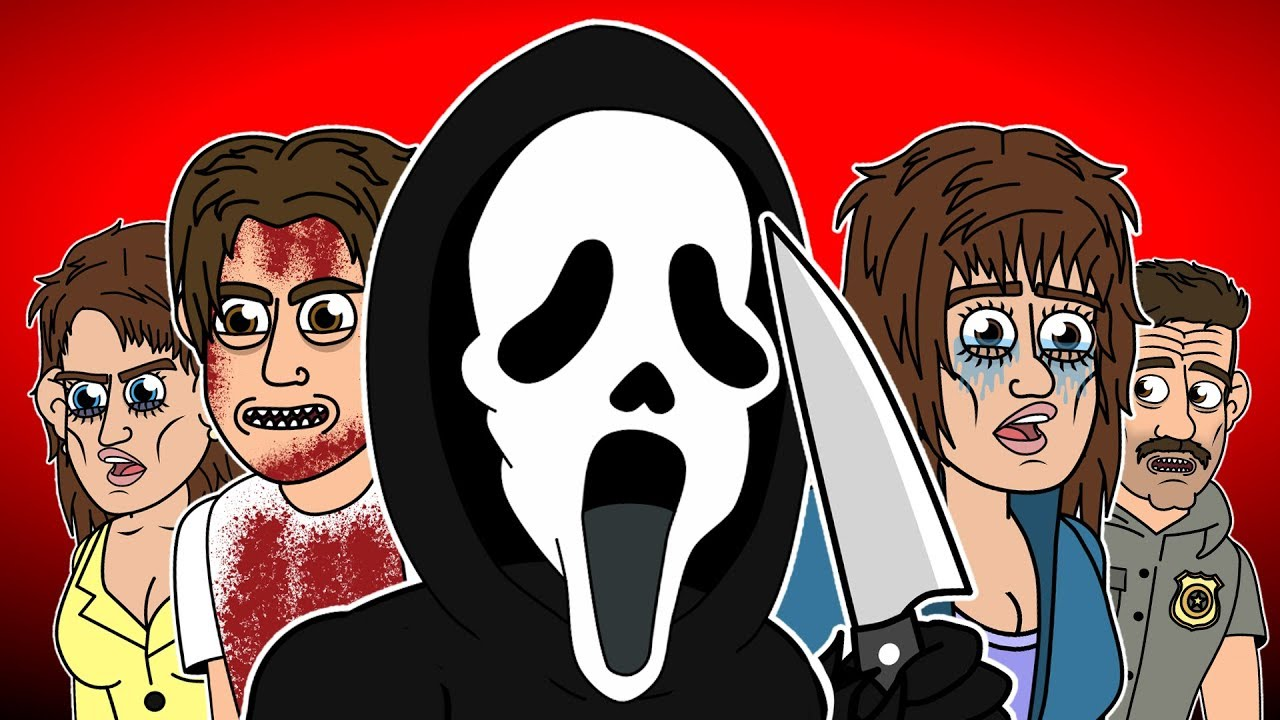 ♪ SCREAM THE MUSICAL - Animated Parody Song
