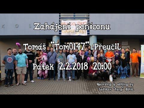 Zahájení PoníConu (Tom0147)