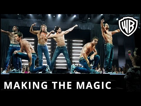 Magic Mike XXL, Making The Magic, Official Warner Bros. UK