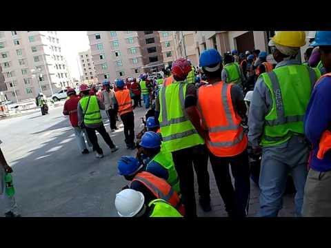 Azmeel safety drill
