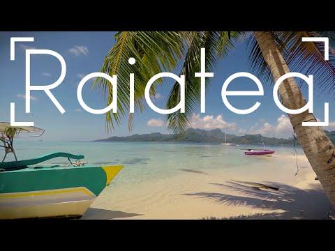 Raiatea, French Polynesia, South Pacific Island (Full HD, 1080p)