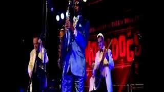 2014 Moondogs Rhythm n Blues Revue. Detroit Gary Wiggins & The Good Fellas