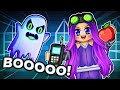 - GHOST HUNTING IN ROBLOX...