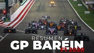 Resumen del GP de Baréin - F1 2020