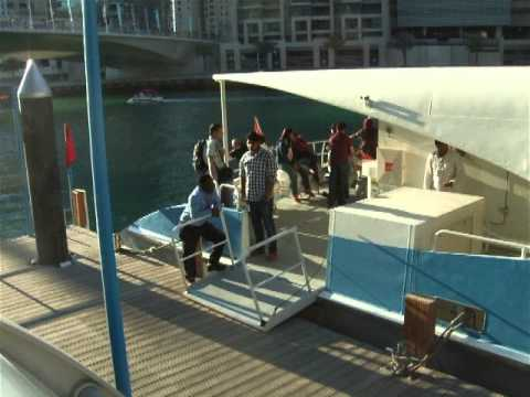 A Quick Look at the Dubai Ferry