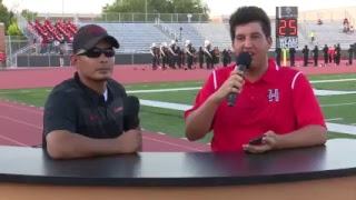 Harlingen High School Vs. Weslaco East: Pre-Game Show
