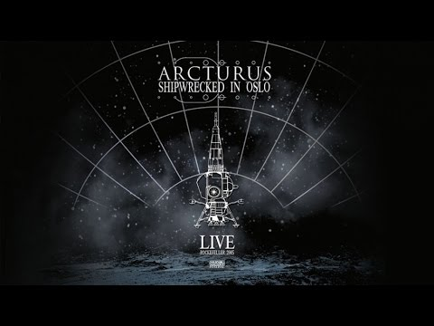 Arcturus  Shipwrecked in Oslo   DVD