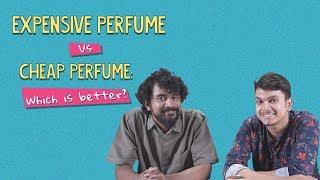 Expensive Perfume Vs Cheap Perfume - Which Is Better? | Ft. Aakansha & Sonali | Ok Tested
