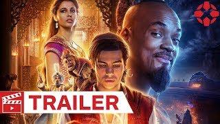 Aladdin (2019) - magyar előzetes #2