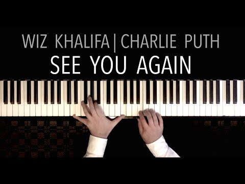 See You Again featuring &39;Amazing Grace&39; - Wiz KhalifaCharlie Puth  Paul Hankinson Piano Cover