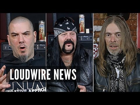 Phil Anselmo + Rex Brown's Tributes to Vinnie Paul