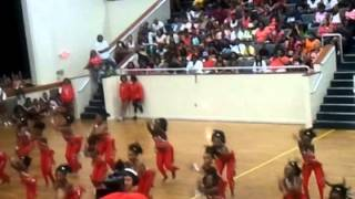 Dancing dolls dancing in Vicksburg Mississippi BDD 2014