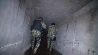 Los túneles de escape de