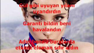 Gülşen Bangır Bangır Şarkı Sözleri