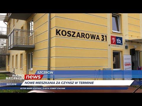 Radio Szczecin News 15.11.2018