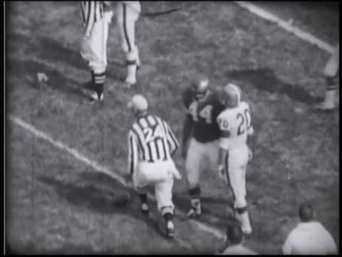 1964 Browns at Eagles Game 3 Film Clips