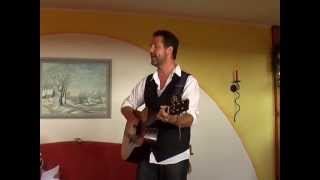 yellow river - cover ( acoustic version with a Temptations and Michael Jackson Intro )