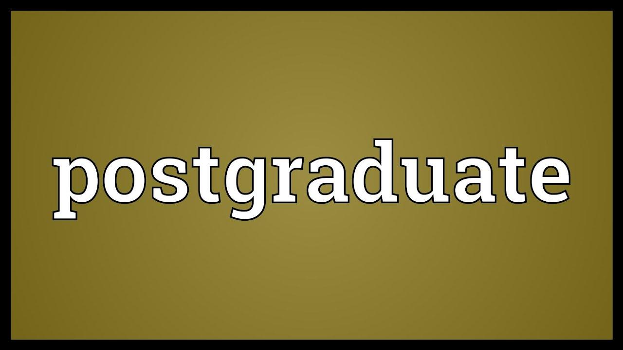 Image result for postgraduate