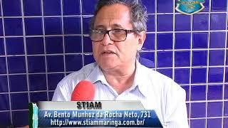 RIVAIL ASSUNÇÃO DA SILVEIRA PRESIDENTE DO STIAM MARINGÁ     20    12   2017