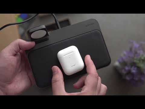 Обзор Nomad Base Station Apple Watch Edition - Лучший аналог Apple AirPower?