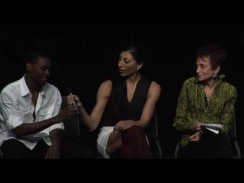 Three Dancers: The Silence of Dance