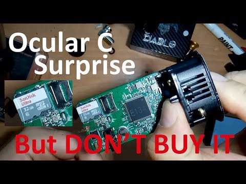 DON'T BUY THIS MOD Ocular C disassembly (en version)