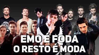 EMO É FODA, O RESTO É MODA!