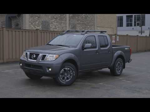 2020 Nissan Frontier Pro-4X: Review — Cars.com