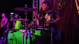 Despacito reggae ska - drum cam Anniversary 20th CB Lumajang