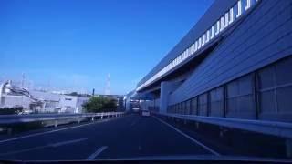 【車載動画】国道23号 名四国道(豊明インター⇒名古屋南インター)