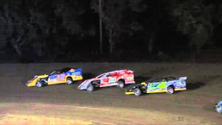 HEAT OF THE NIGHT: USMTS Casey's Cup Series @ Shady Oaks Speedway 2/11/16